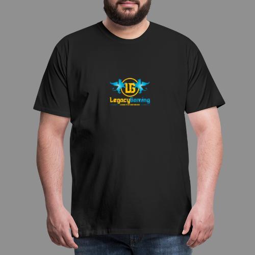 1 Logo - Men's Premium T-Shirt