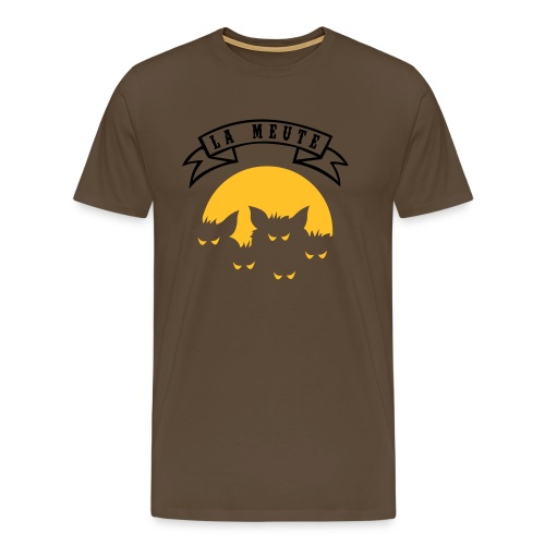 la meute - T-shirt Premium Homme
