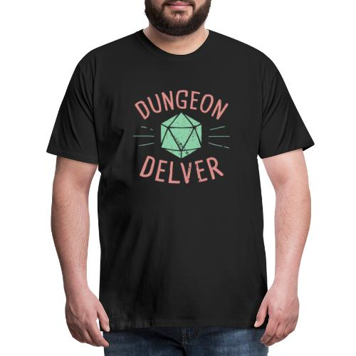 Dungeon Delver - Men's Premium T-Shirt