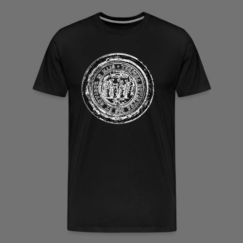 Tempora mutantur nos et mutamur vuonna Illis - Miesten premium t-paita