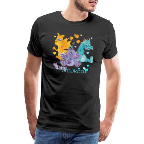 Gang Smoków - Koszulka męska Premium