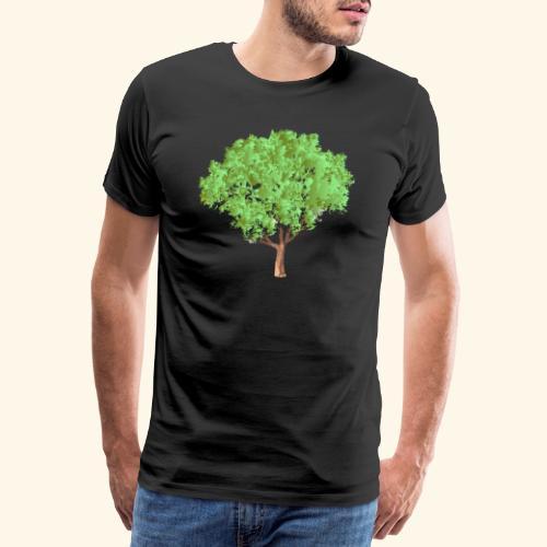 baum 3 - Männer Premium T-Shirt