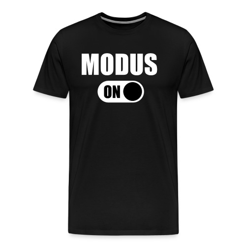 Modus on - Männer Premium T-Shirt