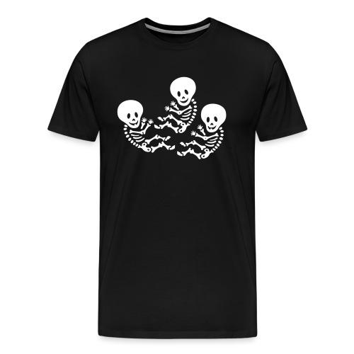 m triplets - Men's Premium T-Shirt