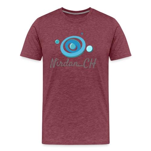 400dpiLogoCropped - T-shirt Premium Homme