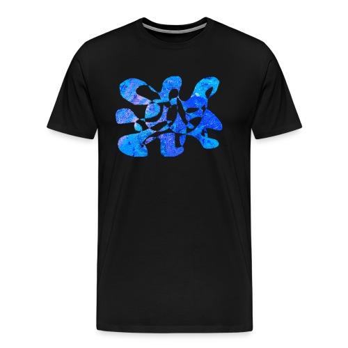 Galaxie Walkers - Männer Premium T-Shirt