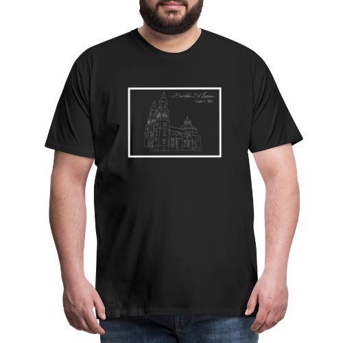 T Shirt Basilika St Lorenz Kempten Allgaeu - Männer Premium T-Shirt