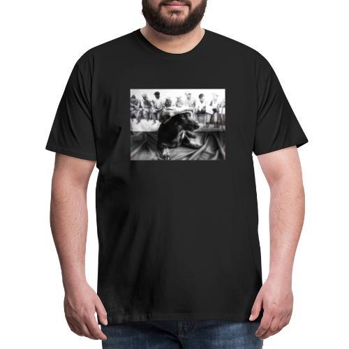 Sky Dog 2 - Männer Premium T-Shirt