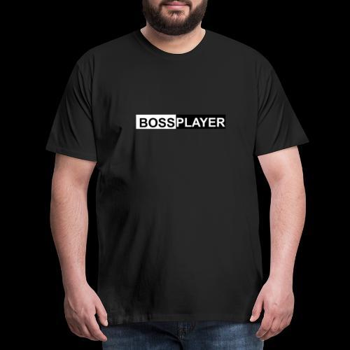 BOSSPLAYER - Männer Premium T-Shirt