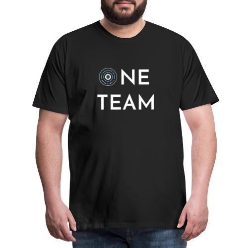 One Team - Männer Premium T-Shirt