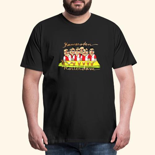 Kameraden Feyenoord - Mannen Premium T-shirt
