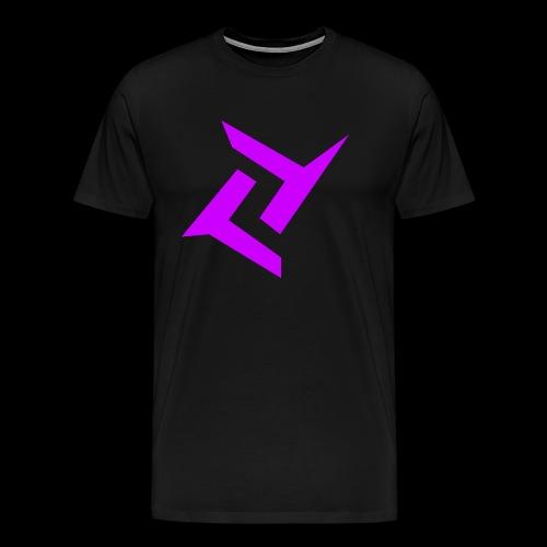 New logo png - Mannen Premium T-shirt