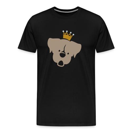 Prinz Poldi braun - Männer Premium T-Shirt