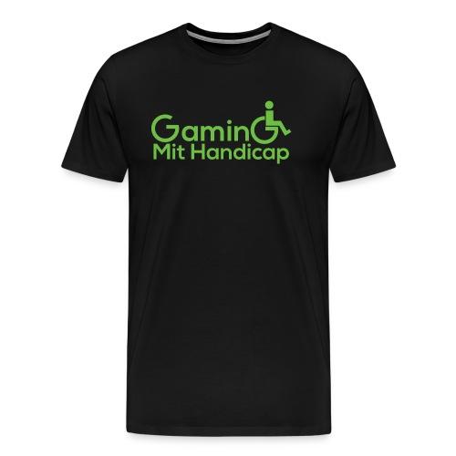 GamingMitHandicap - Männer Premium T-Shirt