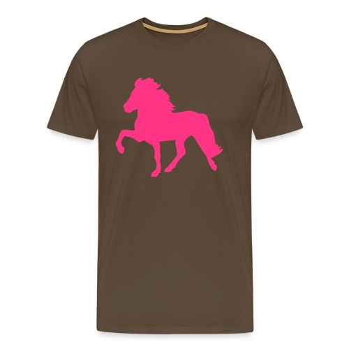 Tölter - Männer Premium T-Shirt