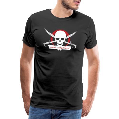 Pirates of Scarlet Moon - Maglietta Premium da uomo