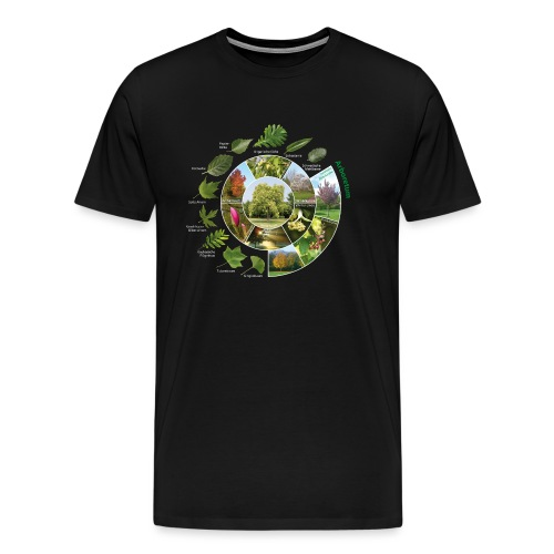 flowercontest - Männer Premium T-Shirt