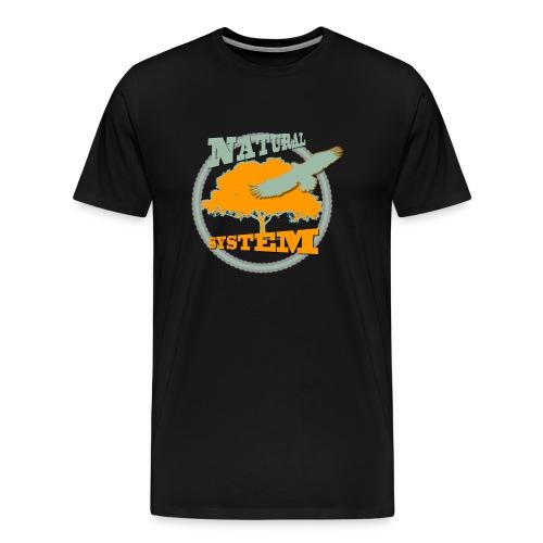 NATURALSYSTEM - T-shirt Premium Homme