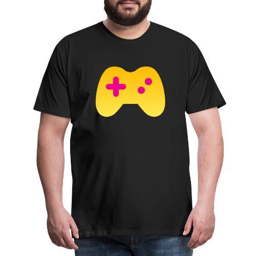 Liberale Gamer Controller - Männer Premium T-Shirt