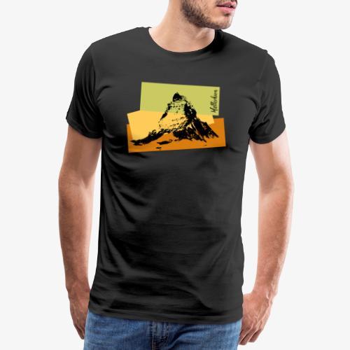 Matterhorn - Men's Premium T-Shirt