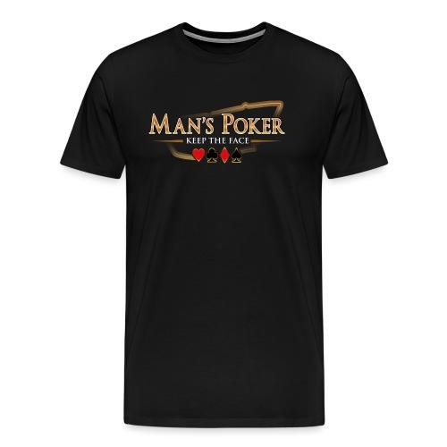 Logo LQ clair - T-shirt Premium Homme