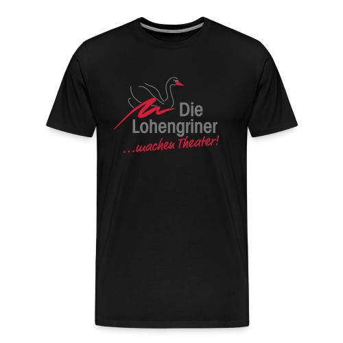 Lohengriner.de - Männer Premium T-Shirt