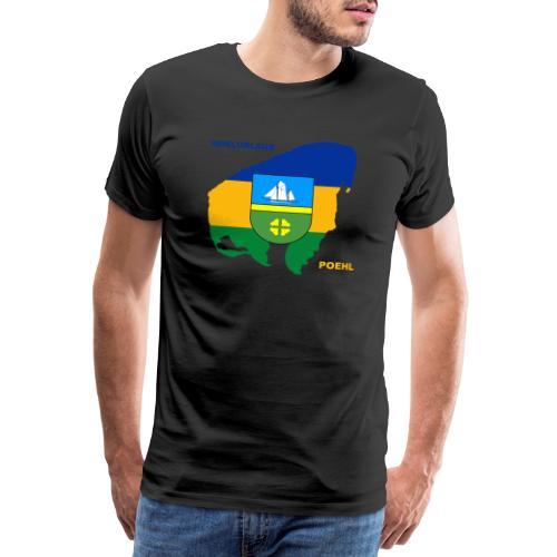 Poehl Insel Ostsee Urlaub - Männer Premium T-Shirt