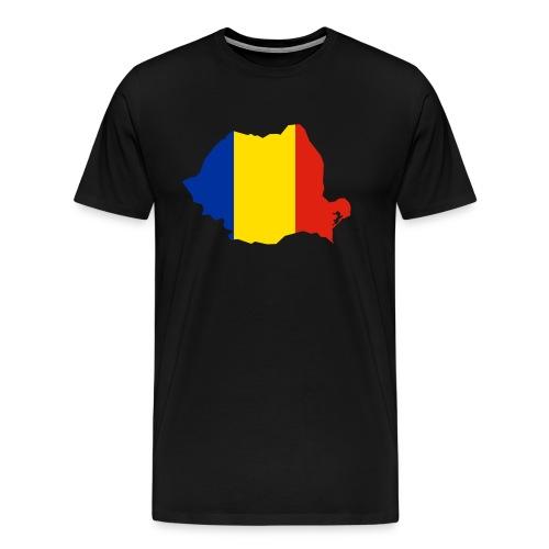 Romania - Mannen Premium T-shirt