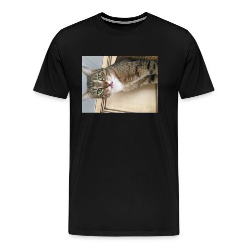 Kotek - Koszulka męska Premium