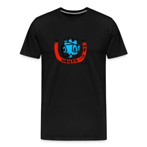 Ilustracio n sin ti tulo 5 - Camiseta premium hombre