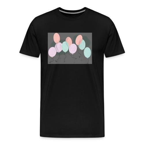Le bal des ballons - T-shirt Premium Homme
