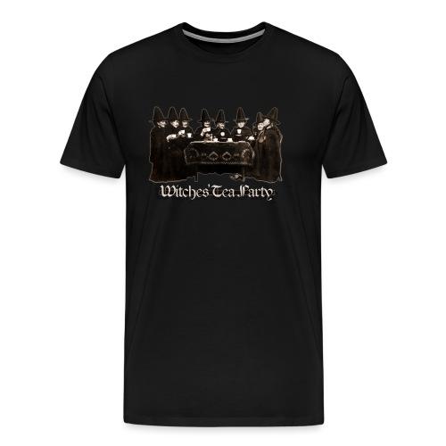 Witches' Tea Party - Maglietta Premium da uomo