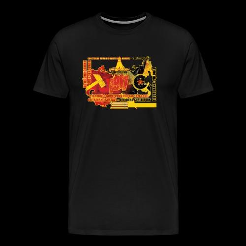 lieutenent colonel C Arme e rouge - T-shirt Premium Homme