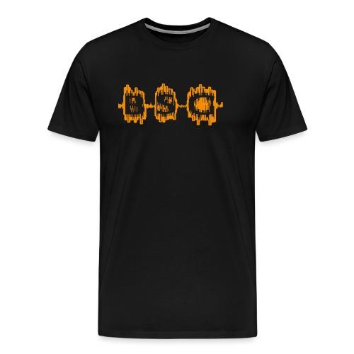 BSg swag hat - Men's Premium T-Shirt
