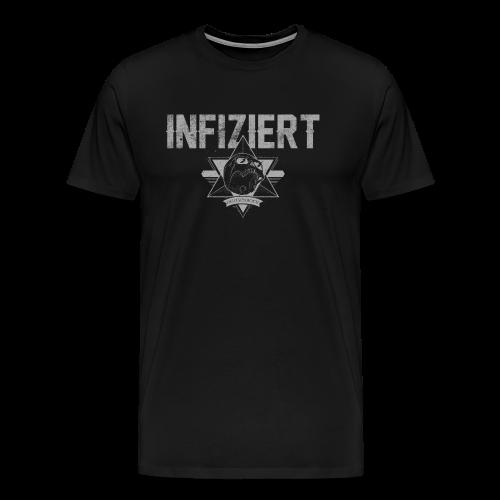 Infiziert2019 - Männer Premium T-Shirt