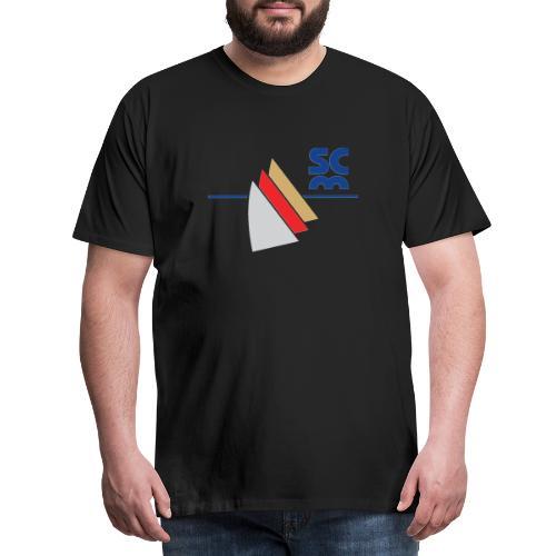 Modernes SCM Logo - Männer Premium T-Shirt