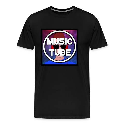 Music Tube - Men's Premium T-Shirt