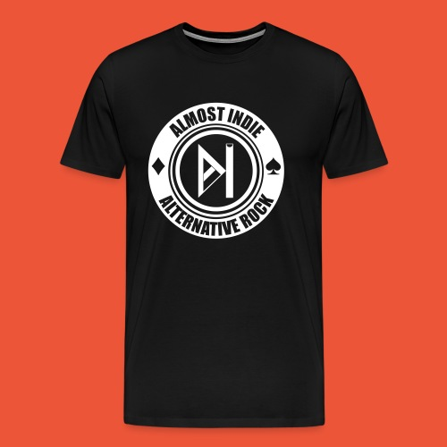 Almost Indie Alternative Rock - Männer Premium T-Shirt