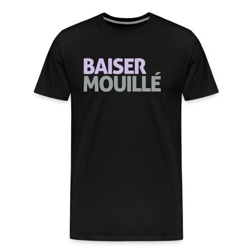 baiser mouille - T-shirt Premium Homme