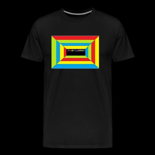 optische teuschung - Männer Premium T-Shirt