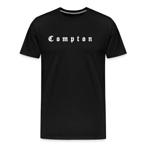 COMPTON GOTHIK - Männer Premium T-Shirt