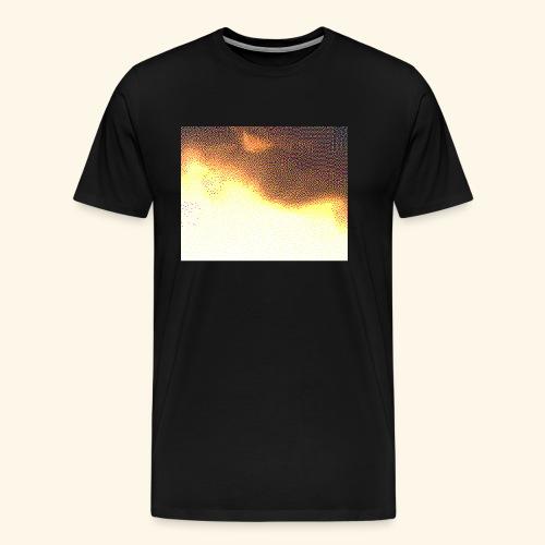 sky cloud - T-shirt Premium Homme