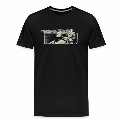 PAINT WARS - Men's Premium T-Shirt