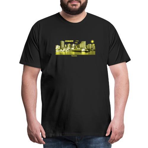 Honolulu Hawaii Summer City - Männer Premium T-Shirt