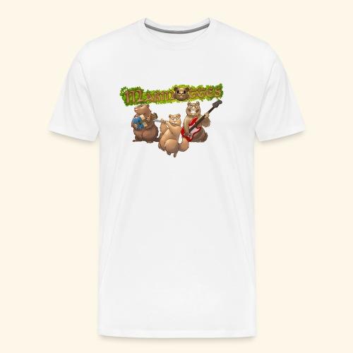Tshirt groupe - T-shirt Premium Homme