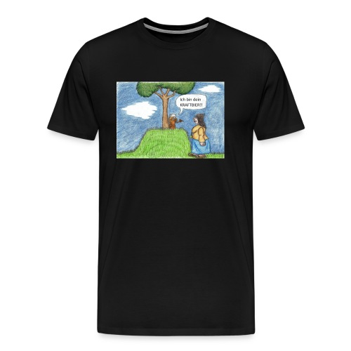 Kraftbier - Männer Premium T-Shirt