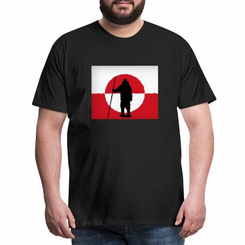 Kalaaleq Erfalasutalik - Herre premium T-shirt