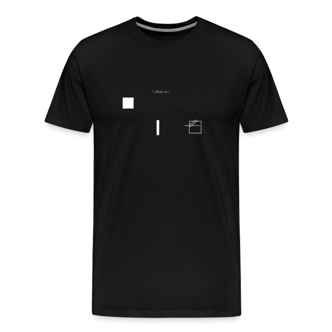 /obeserve/ sweater (M)
