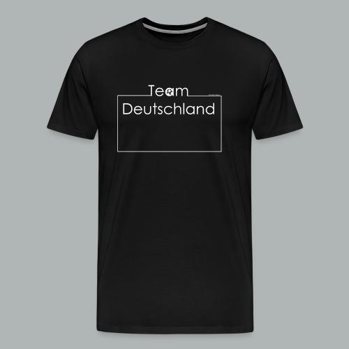 Baby Body Team Deutschland I Frameshirts - Männer Premium T-Shirt