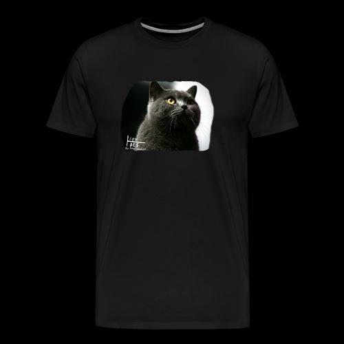 Murphy the Cat - Männer Premium T-Shirt